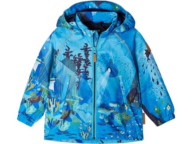 Reima Hete Reimatec Jacket Kids, aquatic